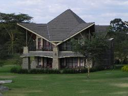 One of the Twin Villas