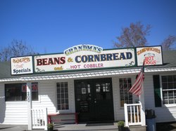 Grandma's Beans and Cornbread