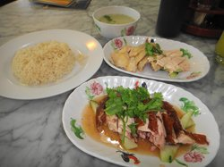Sin Swee Kee Chicken Rice
