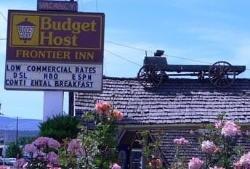 Budget Host Frontier Inn