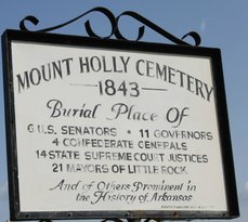 ‪Mount Holly Cemetery‬