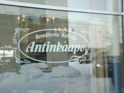 Kahvila Konditoria Antinkaapo