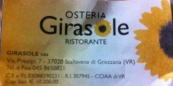 Osteria Girasole