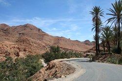 Vallee d'Ait Mansour Gorges