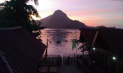 Sunset at Entalula, Room #3