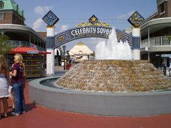 Rainbow Harbor Shopping Center