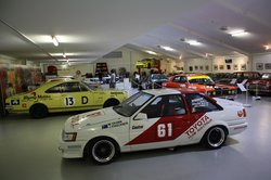 ‪National Motor Racing Museum‬