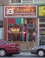 Anancy restaurant
