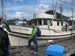 Sitka Salmon Tours