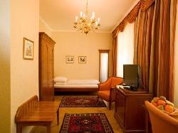 Single room Hotel Kaiserin Elisabeth, Wien