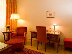 Single room Hotel Kaiserin Elisabeth, Wien