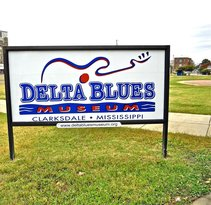 ‪The Delta Blues Museum‬