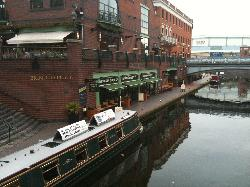 Our Brindleyplace restaurant