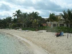 Beach at Villa Kiin