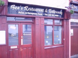 Ben's Restaurant & Takeway