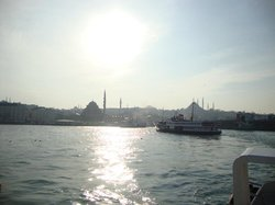 Bosphorus Through Headphones