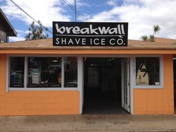 Breakwall Shave Ice Co.