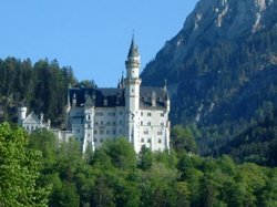 Neuschwanstein Castle Tours by Taxi Chris Edwards