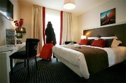 Hotel La Résidence des Artistes
