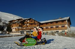Heidi-Hotel Falkertsee