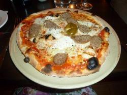 Sotto Sotto pizza