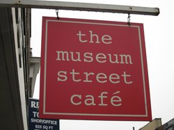 Museum St Cafe