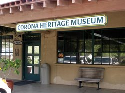 Corona Heritage Park and Museum