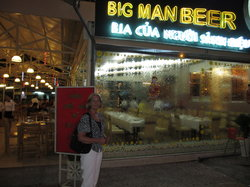 Nha Hang Phuc An Khang AKA BIG MAN BEER