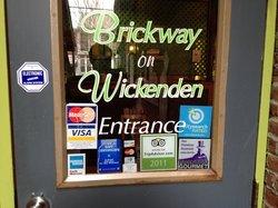 Brickway on Wickenden