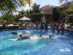 pool fun and games