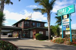 Teal Motor Lodge