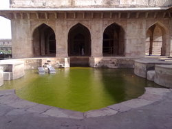 Historical Monuments Of Mandu