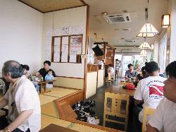 11.10.05【なかむらそば】店内の雰囲気