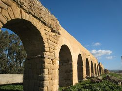 L'aqueduc de Zaghouan