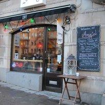 Amy's Café