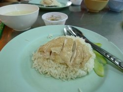 Go Ang - Pratunam Chicken Rice Restaurants