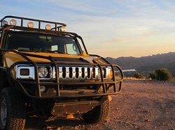 Desert Dog Hummer Adventures