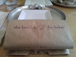 ‪The Butcher & Baker Cafe‬
