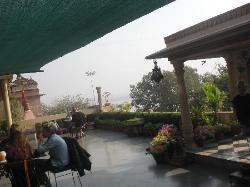 breakfast terrasse