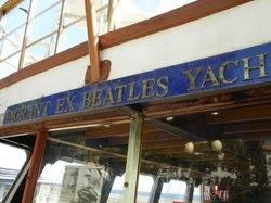 Restaurante Iate Vagrant - Ex Beatles Yacht
