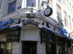 Cafe Zwart