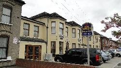 BEST WESTERN Ilford Hotel