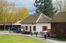 ‪Fort Langley National Historic Site‬