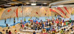 The BLOC climbing + fitness