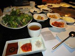 Sagan Korean & Japanese Restaurant