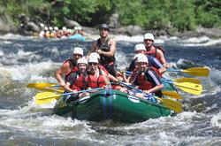 Windfall Rafting Day Trips