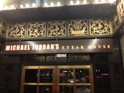 Michael Jordan S Steak House