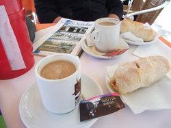 Cafe gelo