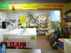 The Great Machipongo Clam Shack