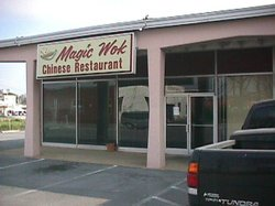 Magic Wok Chinese Restaurant